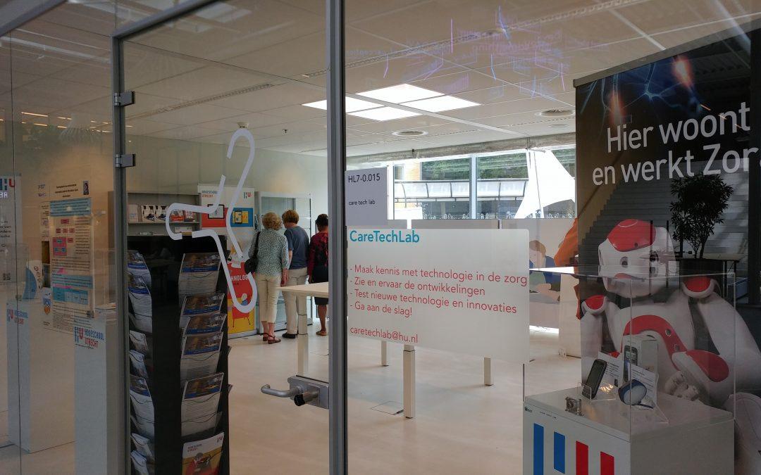 Het CareTechLab is op zoek naar innovaties!